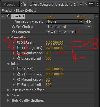 Fractals In After Effects – Tutorial – Digital Anthill ⌘